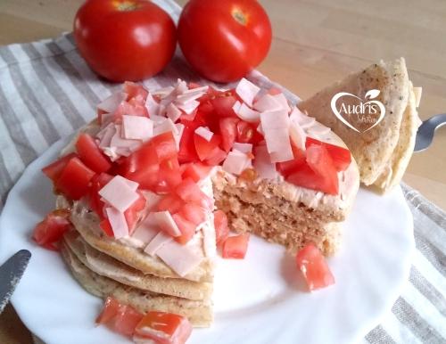 Cheese pancakes/ Tortitas de queso